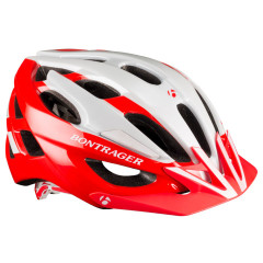 Kask Bontrager Quantum Helmet L 58-64cm RD/WT (Czerwono/biały)