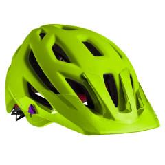 Kask bontrager rally helmet L 58-64cm waga 400g zielony/fioletowy