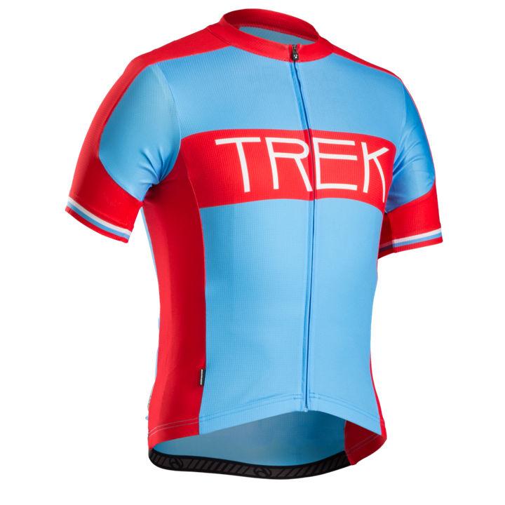 Trek Jersey blue-red Przód