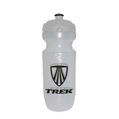 Bidon Bontrager Water Bottle Trek Screwtop Silo Clear Qty 591ml