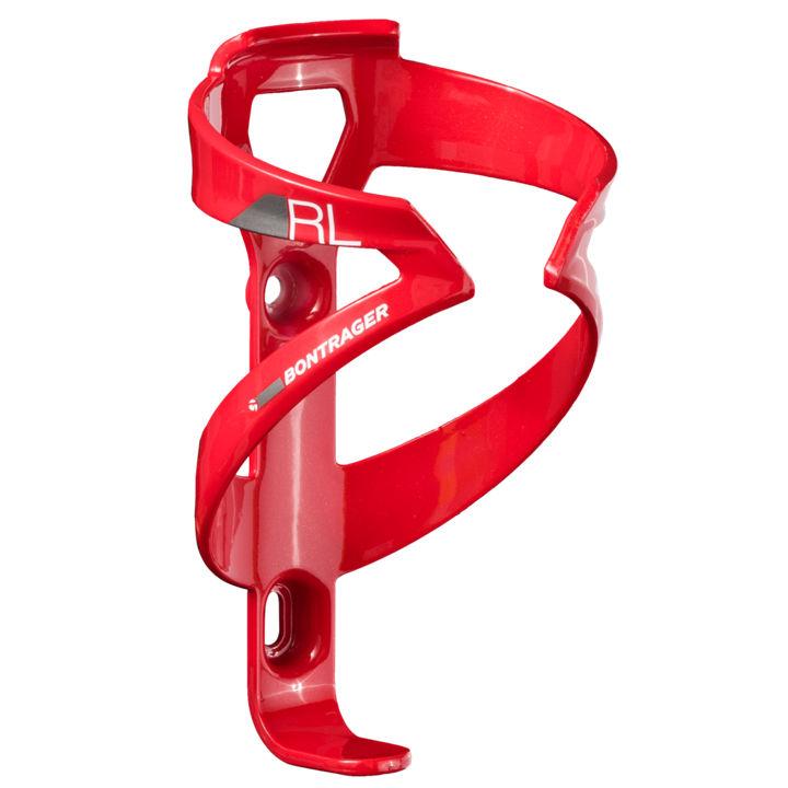 Koszyk na Bidon Bontrager RL Cage Chi Red (Czerwony) Plastikowy