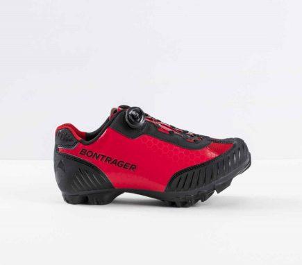 Buty Bontrager Foray Shoe Czerwone Rozmiar eu 45