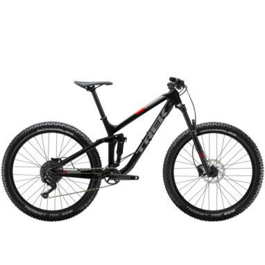 """Rower Trek Fuel EX Plus 18,5"""" Black 2019 r."""